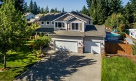 Exceptional 4 Bedroom Bonney Lake Home For Sale