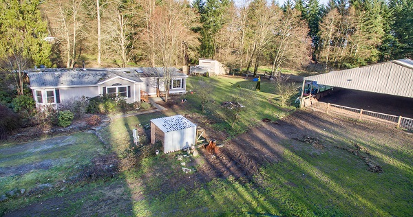 Equestrian Property in Bonney Lake